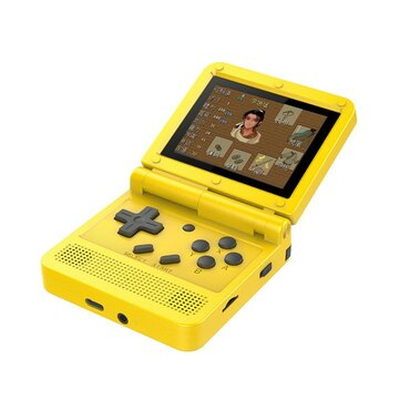 ANBERNIC S 100 16GB 2500+ Games 3.0 inch IPS HD Screen Handheld Game Console Support PS1 CPS NEOGEO SFC MD TV Output