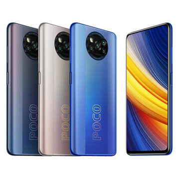 POCO X3 Pro Global Version Snapdragon 860 8GB 256GB 6.67 inch 120Hz Refresh Rate 48MP Quad Camera 5160mAh Octa Core 4G Smartphone Coupon Code! - $249