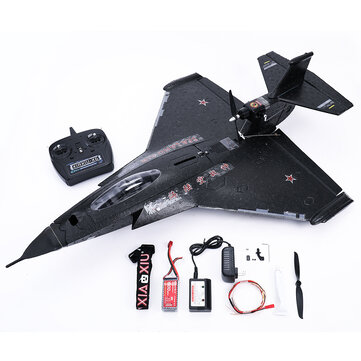 HLK-31 630mm Wingspan EPP Sea-Land-Air 3 in 1 plus RC Airplane RC Boat RC Car Wings Removable RTF Blue/Black