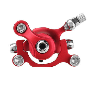 RAMBOMIL F-108 Aluminum Alloy Scooter Bike Disc Brake Caliper Cycling Bearing Drive Forward/Reverse