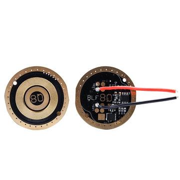ワイヤーが付いているソフィルン BLF Q8 LEDの運転者のチップのサーキットボードの運転者の記憶