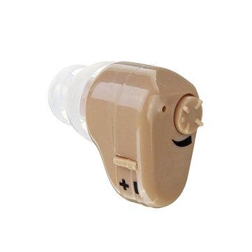 लाइटवेट हियरिंग एम्पलीफायर LR41H बैटरी हियरिंग एड