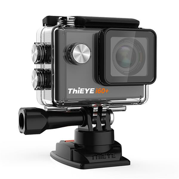 ThiEYE i60+ 4K Ultra HD WIFI Action Camera 12MP 2.0 Inch Screen 170 Degree Wide Lens Sport DV