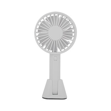 Xiaomi VH 2 In 1 Portable Handheld Mini USB Desk Small Fan 3 Cooling Wind Speed Outdoor Travel
