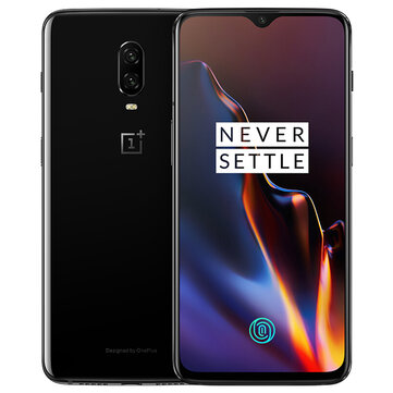 US$569.99 15% OnePlus 6T 6.41 Inch 3700mAh Fast Charge Android 9.0 6GB RAM 128GB ROM Snapdragon 845 4G Smartphone Smartphones from Mobile Phones & Accessories on banggood.com