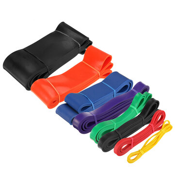 8-230Lbs Resistance Band Elastic Bands for Fitness Training Workout Rubber Loop for Sports Yoga Pilates Stretching
