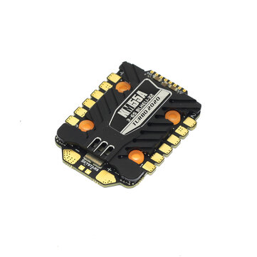 20*20mm SkyStars KRAMAM Mini 55A KM55A 3-6S BLHeli_32 4-in-1 ESC Supports Dshot 600/1200 for FPV Racing RC Drone