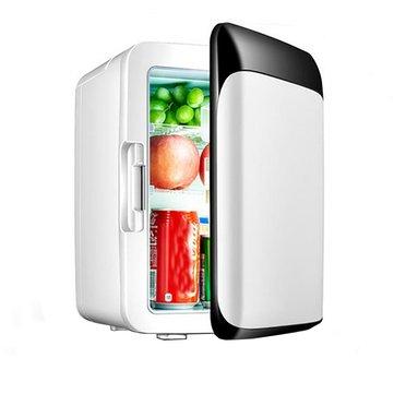 mini 4l portable refrigerator fridge freezer cooler warmer car home