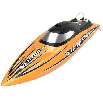 Volantexrc Vector SR80 Pro 70km or h 800mm 798 4P ARTR RC Boat with All Metal Hardwares Auto Roll Back Function