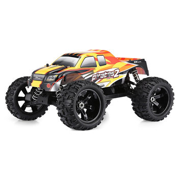 ZD Racing 9116 1/8 Scale Monster Truck RC Car Frame COD