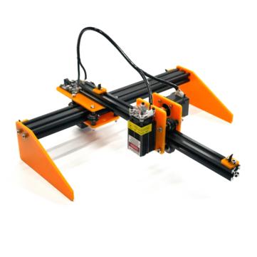 ELMDESK DESKA4 3500mW EleksMaker Laser Engraving Machine Laser Engraver LEVEL 5 CNC Printer DIY Kit GRBL Windows 8 10 for sale in Litecoin with Fast and Free Shipping on Gipsybee.com