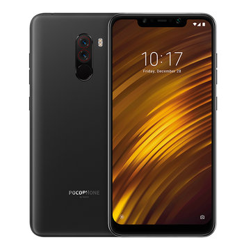 Xiaomi Pocophone F1 Global Version 6.18 inch 8GB 256GB Snapdragon 845 Octa core 4G Smartphone