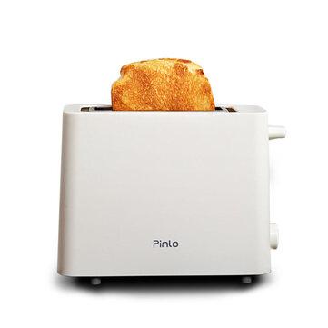 Pinlo PL-T050W1H Muti-funtion Toaster 500W Electric Bread Machine Mini Toaster Bread Maker From Xiaomi Youpin