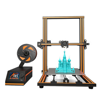 Anet® E16 3D Printer DIY Kit 300*300*400mm Printing Size Support Offling/Online Printing With 250g Filament 1.75mm 0.4mm Nozzle