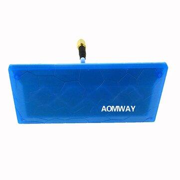 Aomway 5.8G 13dbi Diamond Directional Antenna SMA RP-SMA For Receiver RC Drone