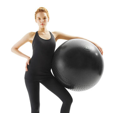 YUNMAI 65CM Double-sided Explosion-proof Yoga Ball Fitness Gym Balance Ball Exercise Tools From Xiaomi Youpin