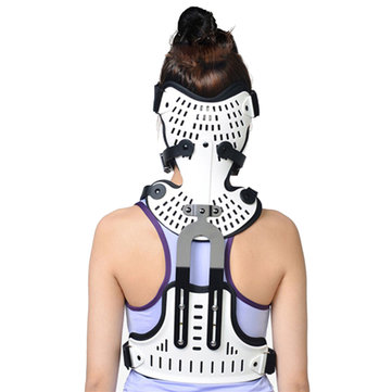 Head Neck Spine Posture Corrector Correction Cervical Traction Support Pain Relief Fixation Device