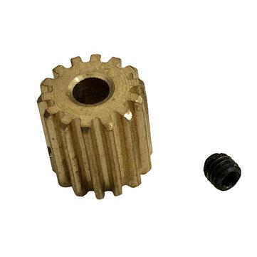 Xinelehong QWJ05 Brushless 2845 Motor Gear 14T for Q901 Q902 Q903 1/16 RC Car Spare Parts