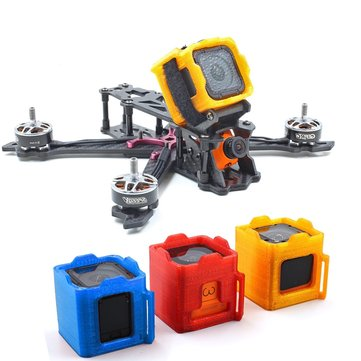 GEPRC 3D Printed Camera Mount Protective Case For GoPro Session/Foxeer Box Box 2 Sport CAM For RC Racing Drone