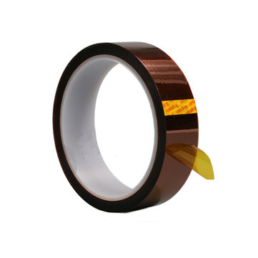 RC Parts 10mmx33m High Temperature Heat Resistant Kapton Tape for PCB Board