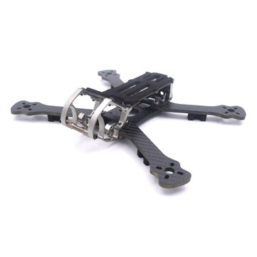 $34.4 For Umbrella 5 Inch 230mm /6 Inch 250mm/7 Inch 305mm Aluminum Hardware Cage RC Drone FPV Frame Kit