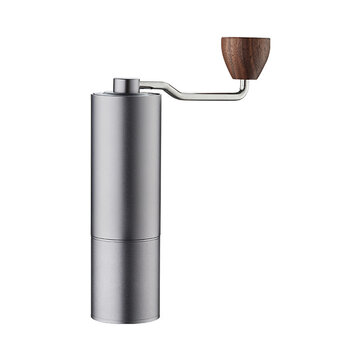 SCISHARE S181 Hand Coffee Grinder Adjustable Thickness Grind Uniformly Compact Size for Coffee