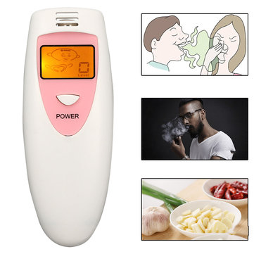 Bad Breath Detector Oral Hygiene Condition Tester Mouth Internal Deodorant Meter Tools