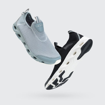Xiaomi ZENPH Summer Men Sneakers Quick Drying Breathable Lightweight Sports Running Shoes Non-slip Wear Resistant Shoes
