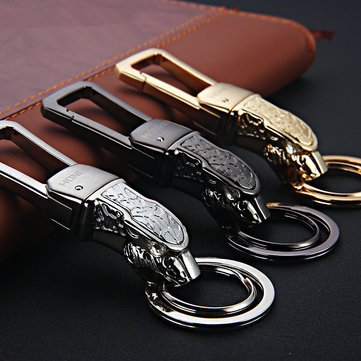 How can I buy HONEST® Practical Leopard Head Metal Gold Keychain Party Best Gift Jewelry Car Key Ring with Bitcoin