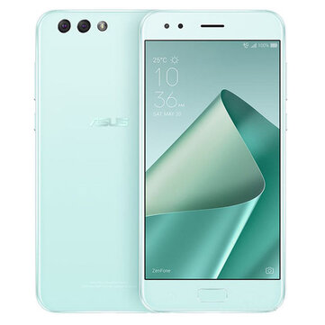 ASUS ZenFone 4 (ZE554KL) Global Version 5.5 Inch FHD NFC 3300mAh 12MP+8MP Dual Rear Cameras 4GB 64GB Snapdragon 630 Octa Core 4G Smartphone