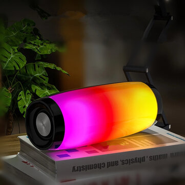 How can I buy Bakeey Portable Speakers bluetooth Column Wireless bluetooth Speaker Powerful High Outdoor Bass HIFI TF FM Radio With LED Light with Bitcoin
