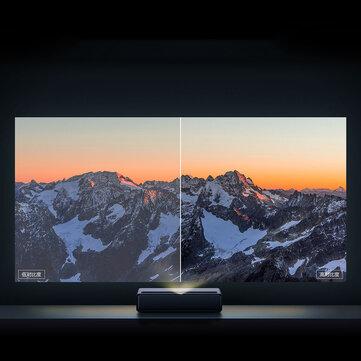 Projektor Xiaomi Mijia 1S 4K Cinema Laser Projector z EU za $1735.99 / ~6478zł