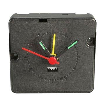 DIY Mini Quartz Alarm Clock Movement Mechanism With Hands