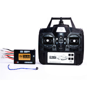 $61.73 for Heng Long 6.0 Function Mainboard + 2.4G Transmitter Set