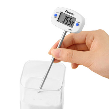 Stainless Digital Food Probe Thermometer Barbecue Kitchen Thermometer