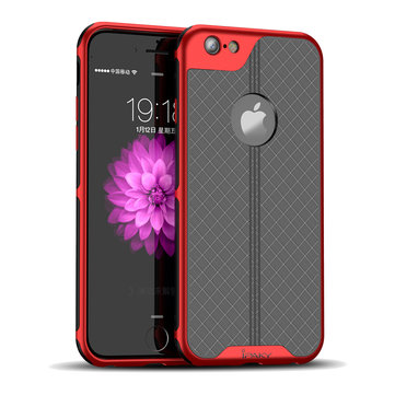 iPaky Plating Anti Fingerprint Protective Case For iPhone 6s Plus/6 Plus Heat Dissipation Hard PC