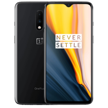 OnePlus 7 Global Rom 6.41 Inch FHD+ AMOLED Waterdrop Display 60Hz NFC 3700mAh 48MP Rear Camera 8GB 256GB UFS 3.0 Snapdragon 855 Octa Core 4G Smartphone