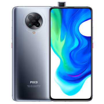 POCO F2 Pro Global Version 6.67 Zoll Snapdragon 865 4700mAh 30W Schnellladung 64MP Kamera 8K Video 6GB 128GB 5G Smartphone