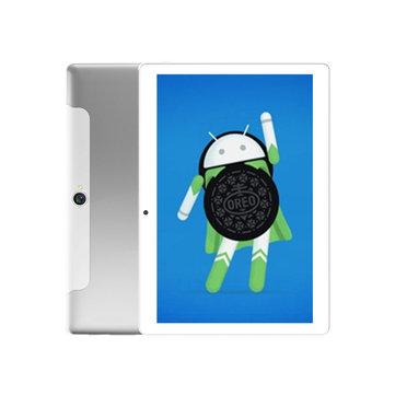 Binai M10PRO 16GB MTK8321 Cortex A7 Quad Core 10.1 Inch Android 8.1 3G Tablet Silver