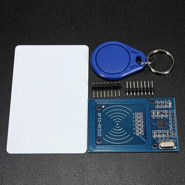 3.3V RC522チップICカード誘導モジュールRFIDリーダー13.56MHz 10Mbit / s