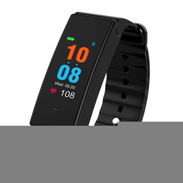 T2 Plus Colorful Display Screen Sport Watch Blood Pressure Monitor Smart Bracelet Watch