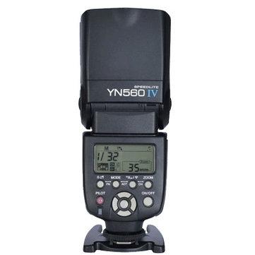 YONGNUO YN560 IV DSLRカメラ用ユニバーサルワイヤレススレーブフラッシュスピードライトNikon Pentax