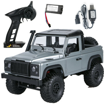 MN99s A RTR Model 1/12 2.4G 4WD RC Car for Land Rover Full Proportional Vehicles Toys