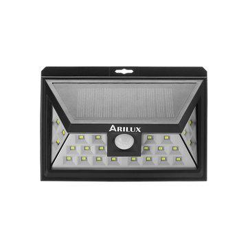 ARILUX® PL-SL 09 Solar Light 24 LED Waterproof PIR Motion Sensor Light Outdoor Wide Angle Wall Lamp