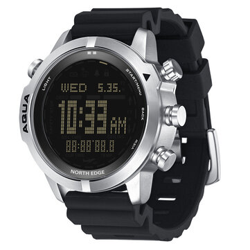 How can I buy NORTH EDGE Diving Smart Watch Altimeter Barometer Compass Temperature Clock Professional Scuba Diving Wristband NDL Time Waterproof 100m with Bitcoin