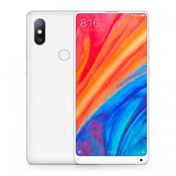 Xiaomi Mi MIX 2S Versão Global 5.99 polegadas 6GB RAM 128GB ROM Snapdragon 845 Octa core 4G Smartphone