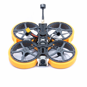 Diatone Taycan 25 DUCT 2.5 Inch 4S Cinewhoop FPV Racing Drone PNP VISTA DJI Cam or CADDX BABY RATEL Cam MAMBA F411 25A AIO 1404 5000KV Motor 400MW VTX
