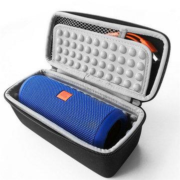पोर्टेबल ईवा स्टोरेज बैग जेबीएल फ्लिप के लिए शॉकप्रूफ हार्ड केस जिपर कवर 1 2 3 4 ब्लूटूथ स्पीकर