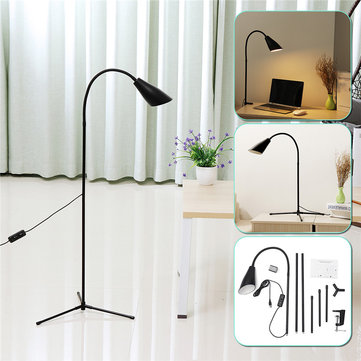 Adjule Led Floor Lamp Light