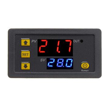 DC12V / AC110V-220V Digital Display Time Relay Automation Delay Timer Control Switch Relay Module